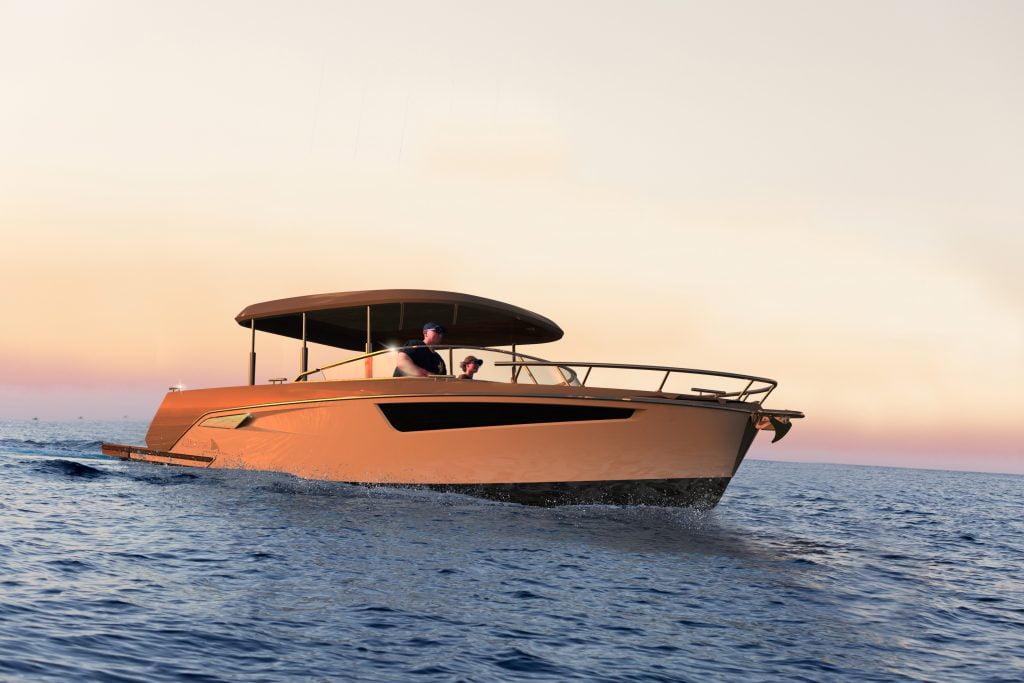 Alfastreet Marine Elektroboote